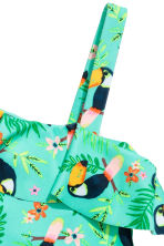 Patterned swimsuit - Mint green - Kids | H&M 2