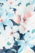 Cotton dress - Blue/Light pink -  | H&M 3