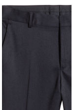 Suit trousers - Dark blue - Men | H&M CA 4