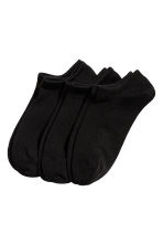 3-pack sports socks - Black - Ladies | H&M CN 1