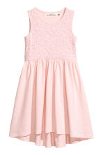 Jersey dress - Light pink - Kids | H&M 2