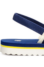 Pool shoes - Dark blue - Kids | H&M 3