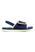 Pool shoes - Dark blue - Kids | H&M CN 1