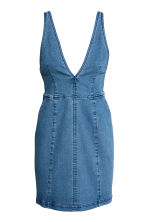 Denim dress - Denim blue - Ladies | H&M CN 2