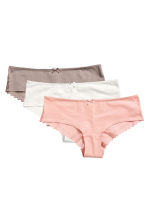 3-pack hipster briefs - Apricot - Ladies | H&M CN 2