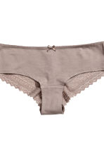 3-pack hipster briefs - Apricot - Ladies | H&M 3