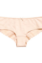 3-pack hipster briefs - Burgundy - Ladies | H&M IE 2