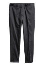Suit trousers Skinny fit - Black - Men | H&M 2