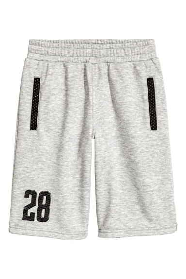 Short training - Gris chiné - ENFANT | H&M FR 1