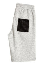 Sports shorts - Grey marl - Kids | H&M 2