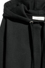 Hooded top - Black - Ladies | H&M CN 3