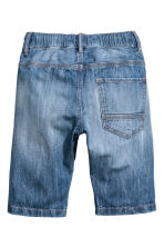 Denim shorts - Denim blue -  | H&M 3