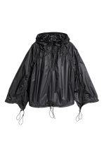 Anorak i nylon - Svart - Ladies | H&M FI 1