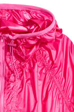 Nylon jacket - Cerise -  | H&M 2
