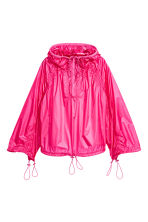 Nylon jacket - Cerise -  | H&M 1