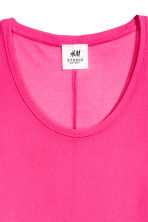 Silk top - Cerise - Ladies | H&M CN 2