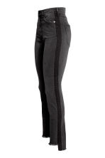 Slim High Ankle Jeans - Black denim - Ladies | H&M 3