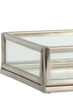 Candle tray - Silver - Home All | H&M CN 2