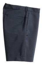Slim fit Shorts - Dark blue - Men | H&M 3
