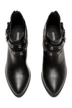 Ankle boots - Black - Ladies | H&M CN 3