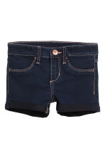 Shorts in jeans, 2 pz - Blu denim/blu denim scuro -  | H&M IT 3
