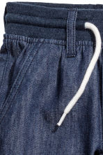 Shorts in jeans, 2 pz - Blu denim/blu denim scuro - BAMBINO | H&M IT 4