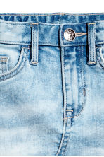 Denim skirt - Light denim blue -  | H&M 3