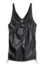 Nylon top - Black - Ladies | H&M CN 1