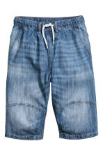 Long denim shorts - Denim blue - Kids | H&M 2