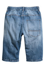 Long denim shorts - Denim blue - Kids | H&M 3