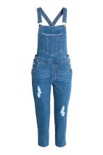 Denim dungarees - Denim blue - Ladies | H&M 2