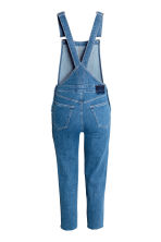 Denim dungarees - Denim blue - Ladies | H&M 3