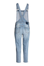 Denim dungarees - Light denim blue - Ladies | H&M CN 2