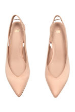 Slingbacks - Powder - Ladies | H&M 2
