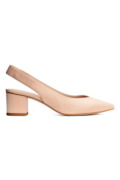 Slingbacks - Powder - Ladies | H&M 1