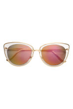 Sunglasses - Gold - Ladies | H&M CN 2