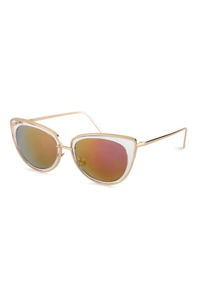 Sunglasses - Gold - Ladies | H&M CN 1