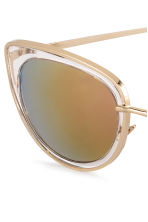 Sunglasses - Gold - Ladies | H&M CN 3