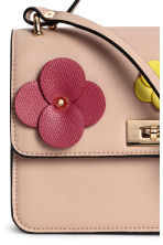 Shoulder bag - Powder/Floral - Ladies | H&M 4