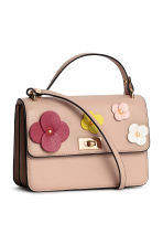 Shoulder bag - Powder/Floral - Ladies | H&M 2