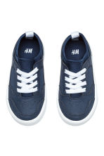 Trainers - Dark blue -  | H&M 2
