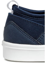 Trainers - Dark blue -  | H&M 3
