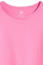 Jersey top - Pink - Kids | H&M 2