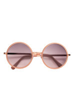 Sunglasses - Rose gold - Ladies | H&M CN 2