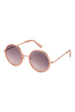 Sunglasses - Rose gold - Ladies | H&M CA 1