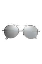 Sunglasses - Silver - Ladies | H&M CN 2