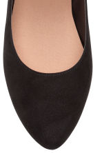 Ballet pumps with ankle straps - Black - Ladies | H&M CA 3
