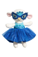 Soft toy - White/Blue -  | H&M CA 1