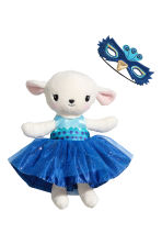 Soft toy - White/Blue -  | H&M CA 2