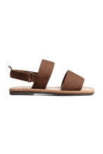 Sandals - Brown - Kids | H&M 1